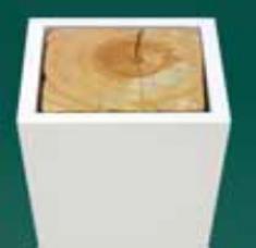 Обрамление колонн /бруса 8' (2,43м.п) x 9,5х9,5см(внутр.диам.) x 11,4х11,4см(внешн)