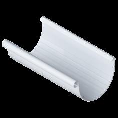 Желоб для водосточной системы 4 м белый