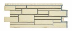 Фасадная панель GRAND LINE Камелот (Шампань), 1,10м