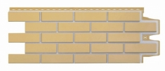 Фасадная панель GRAND LINE Клинкерный кирпич (Горчичный), 1,10м
