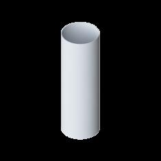 Труба для водосточной системы 3 м белая